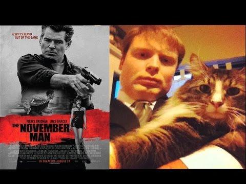 The November Man Movie Review