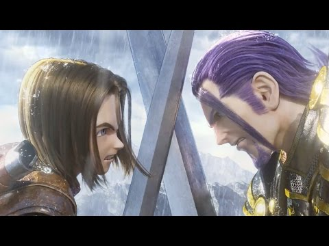 Dragon Quest 11 Official Opening Movie