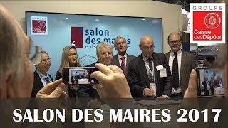 Salon des maires 2017 : le groupe Caisse des Dépôts au rendez-vous