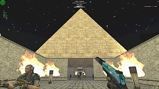 Counter-Strike: Zombie Escape Mod - ze_PYRAMIDS1_pg on ProGaming
