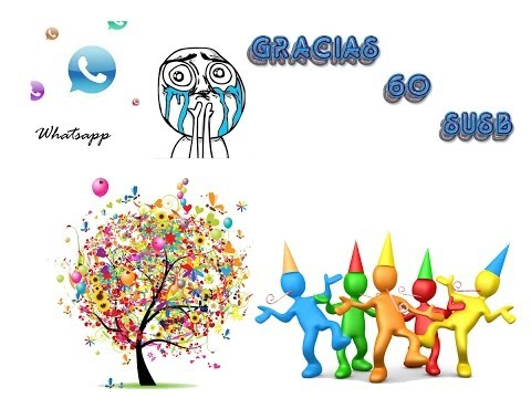 Gracias 60 Subs Tema: Comprimir videos! Whatsapp