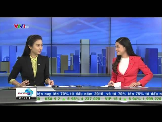 [VIDEO] Tài chính kinh doanh sáng 26/09/2014