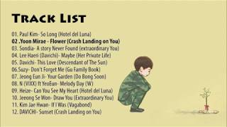 Korean Drama Soundtracks Compilation- Ost Drama Korea 2020