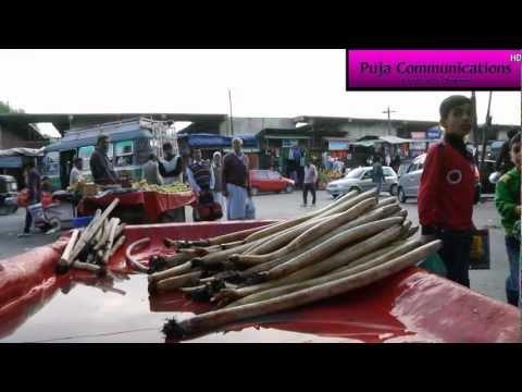 Srinagar Market Kashmir