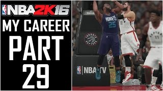 """NBA 2K16 - MyCareer - Let's Play - Part 29 - """"My Nickel And The Coffee Spill"""""""