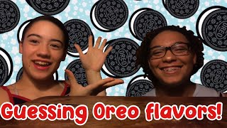 Guess the Oreo Flavor (feat. Alexis)