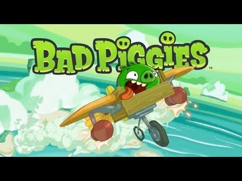 Обзор Bad Piggies (Review)