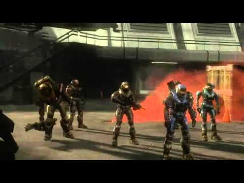 Halo Reach Movie
