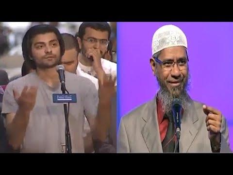 An Atheist Vs Dr Zakir Naik - Worth Watching video