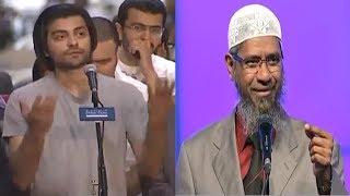 An Atheist vs Dr Zakir Naik – Worth Watching
