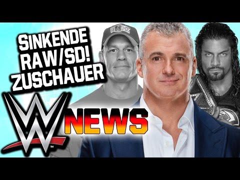Sinkende Zuschauerzahlen, Payback Matchcard, John Cena Comeback | WWE NEWS 36/2016