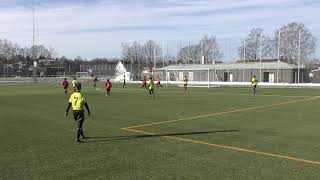 UIK vs BP Februari 16 Friendly