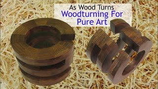 Woodturning For Pure Art