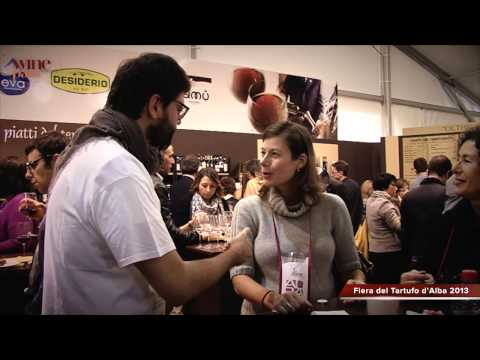 Alba Truffle Fair 2013 - Flash interview - Qual è il tuo vino preferito?