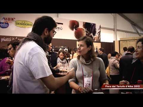 Alba Truffle Fair 2013 - Flash interview - Qual è il tuo vino preferito?