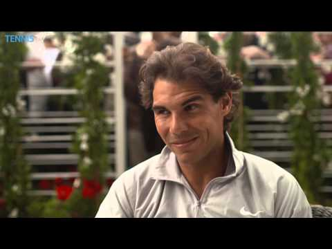 Rome 2014 Nadal Preview Interview