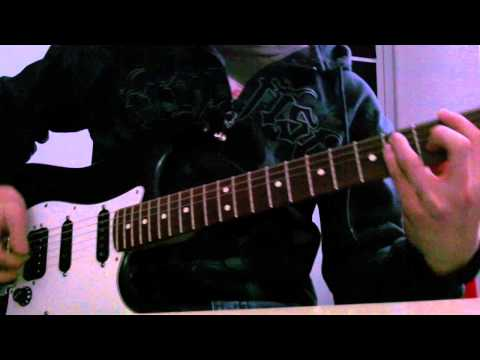 Welcome to my life Electric Guitar  HD