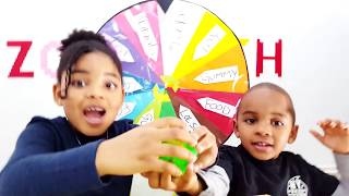 MYSTERY BOX OF FUN | 1 SPIN = SURPRISE TOYS, GUMMY FOOD AND LOL SURPRISE SERIES 3 WAVE 2!!
