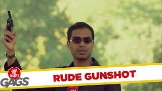 Rude Gunshot Wakes Babies