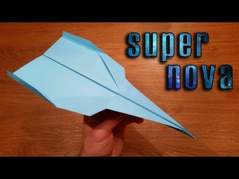 how to make a paper plane that flies 100 feet
