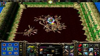 Warcraft 3 | Custom Hero Survival v2.6c | Agility heroes are the best