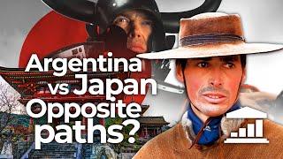 Argentina Vs Japan, Which road to choose? - VisualPolitik EN