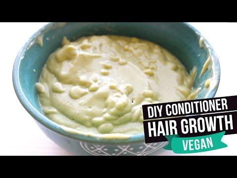 DIY Hair Growth Deep Conditioner w/ Fenugreek | VEGAN Recipe