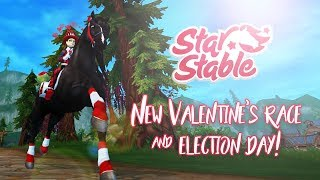 New Valentine's race & election day!   Star Stable Updates