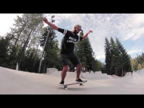 Kitsch Skateboards - Cactuses and Crooked Grinds - Whistler