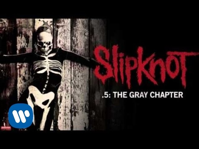 Slipknot - Goodbye (Audio)