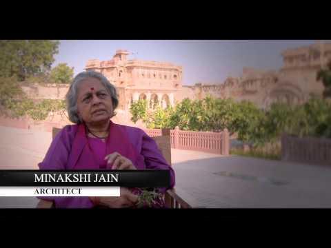 2013 Shortlist of the Aga Khan Award: Rehabilitation of Nagaur Fort Nagaur Rajasthan India