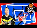 Kids 3 Point Contest - Shoot Out Challenge