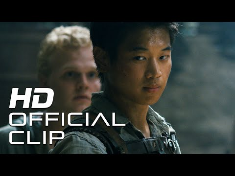The Maze Runner | 'Survive' | Clip HD