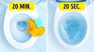 Download Lagu 20 WAYS TO CLEAN YOUR HOUSE IN JUST A FEW MINUTES Gratis STAFABAND