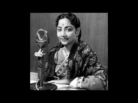 Chand Hai Wohi-Geeta Roy in Parineeta (1953)