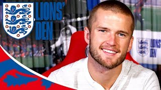 Eric Dier: It Was My Best Footballing Moment! | Lions