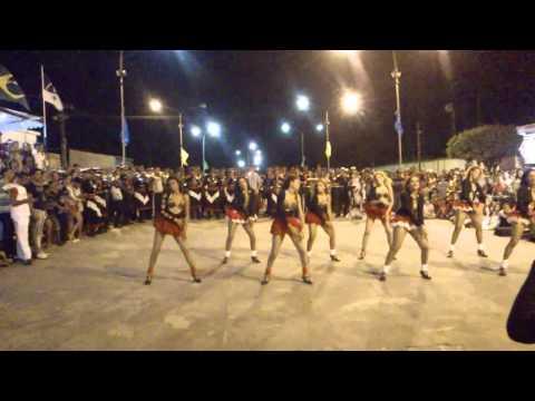 Apresenta��o das banda desfile em camutanga 2013 2