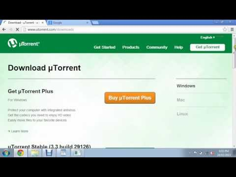How to Download Free Movies Using uTorrent Music Videos