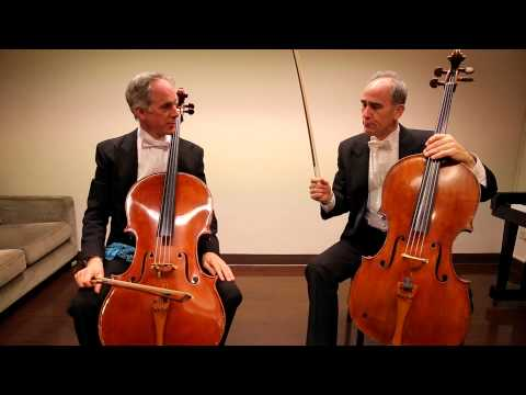 Brey & Bartlett: Alternating Cellos, 02/19/2014