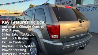 2008 Jeep Grand Cherokee Limited for sale in PHOENIX, AZ
