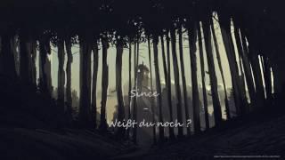 Since - Weißt du noch ? (prod. SLVN INSTRU)