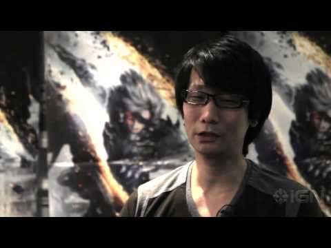 Hideo Kojima on the Collaborative Creation of Rising & the Future of Metal Gear
