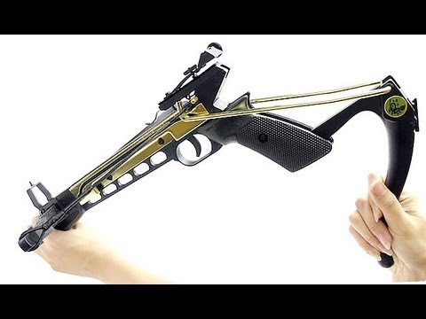 Review: Cobra Crossbow Pistol