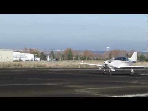 Glasair at Vista Field, Kennewick, WA