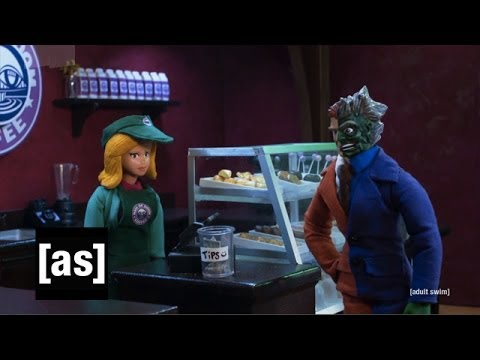 Working for Doom | Robot Chicken | Adult Swim