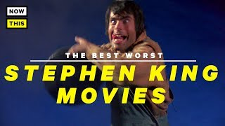 download lagu The Best Worst Stephen King Movies  Nowthis Nerd gratis