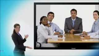 Panasonic's HDVC (High Definition Video Conferencing) Solution