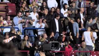 EMMA MARRONE e gli altri ospiti al concerto di Lady Gaga