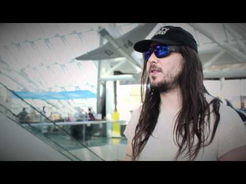 Singer/Songwriter Andrew W.K. on 2012 Inductees the Beastie Boys