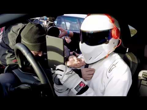 The Stig's Teenage Cousin - Race The Stig! - Top Gear